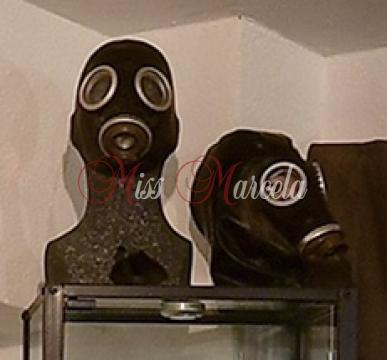 Masken Galeriebild